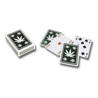 Игральные карты с листом