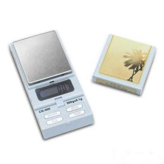 Весы электронные карманные Пачка сигарет Havana 50/0,1г