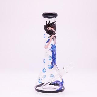 Стеклянный бонг Mermaid Beaker
