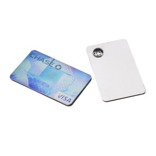 Металлическая трубка Plastic Card (Magnet)