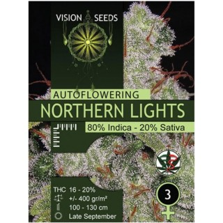 Northern Lights Auto VS, 5шт.