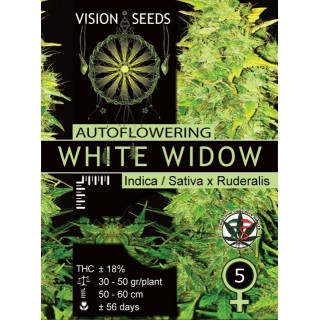 White Widow Auto VS, 5шт.