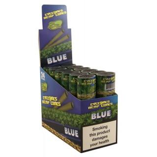 Джоинт BLUE CYCLONES HEMP CONES (2шт.)