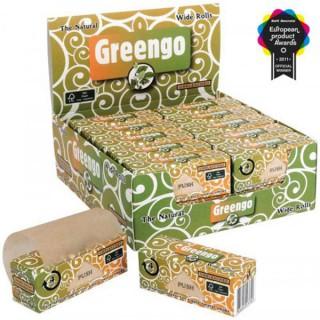 Бумага для самокруток Greengo Rolls (рулон 4м)