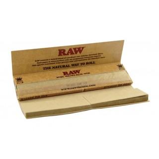 Бумага для самокруток RAW Classic Slimsize 2в1 (110-44мм)