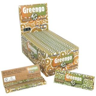 Бумага для самокруток Greengo 1' 1/4 (77мм)