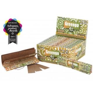 Бумага для самокруток Greengo Slimsize 2в1 (110-44мм)